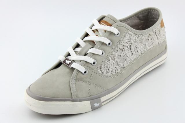Dámská obuv nadměrná MUSTANG MU303 grau