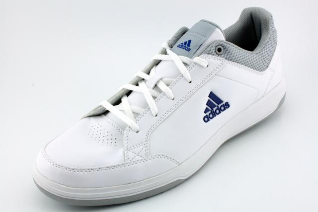 ADIDAS ASlogo bílá - nadměrná obuv