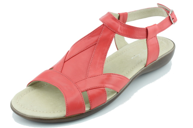 Pásková nadměrná obuv MW470 pink