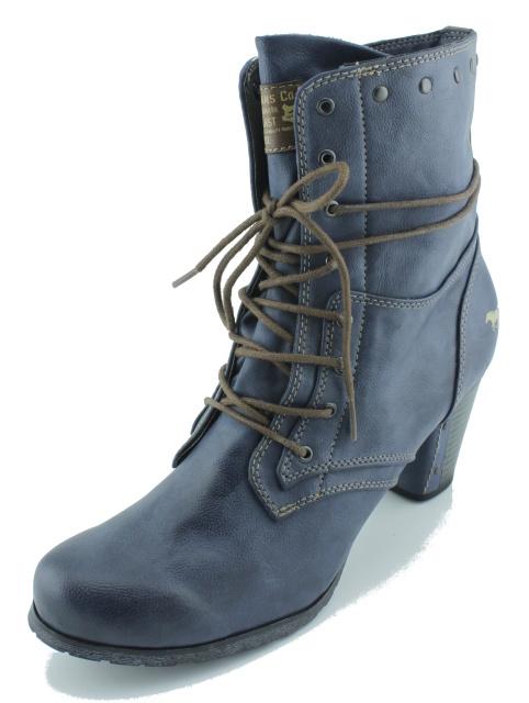 Dámská obuv MUSTANG MU1102 blue