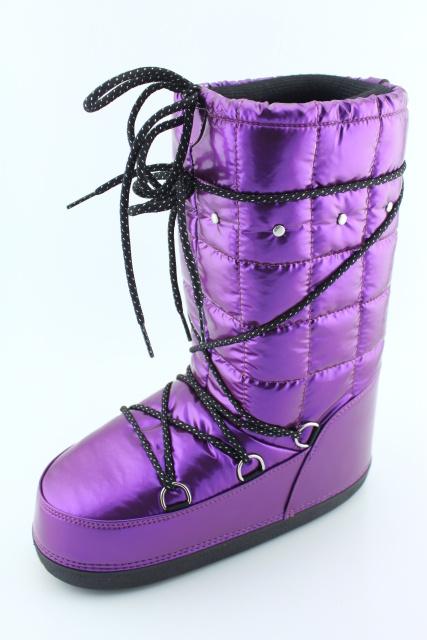 Dámská obuv OLANG OLsnow fuxia