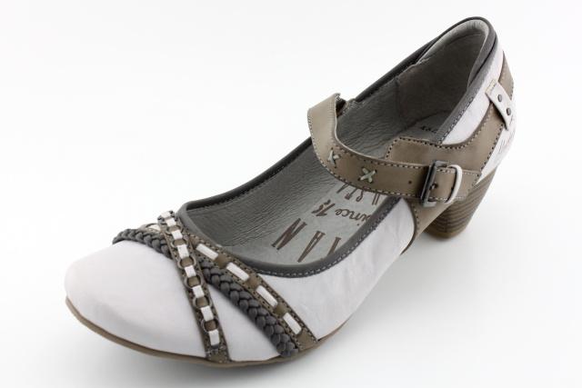 Nadměrná obuv dámská MUSTANG MU218