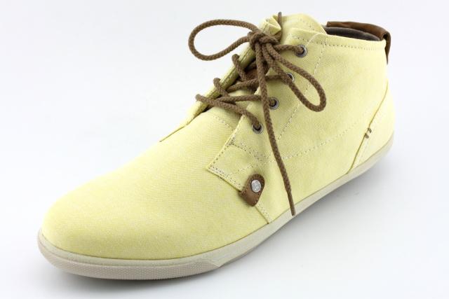 Dámská nadměrná obuv MUSTANG MU1149gelb