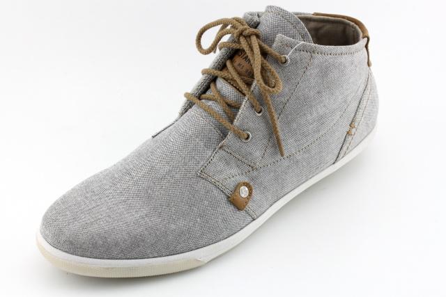 Dámská obuv nadměrná MUSTANG MU1149grau