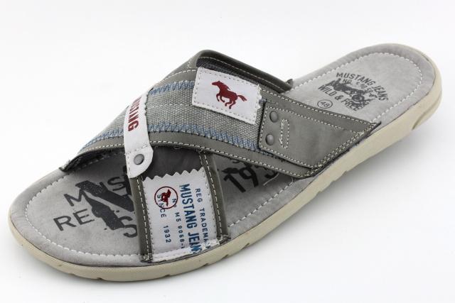 Nadměrná obuv MUSTANG MU704 grau