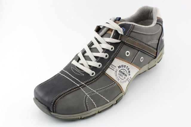 Nadměrná obuv MUSTANG MU302 grau