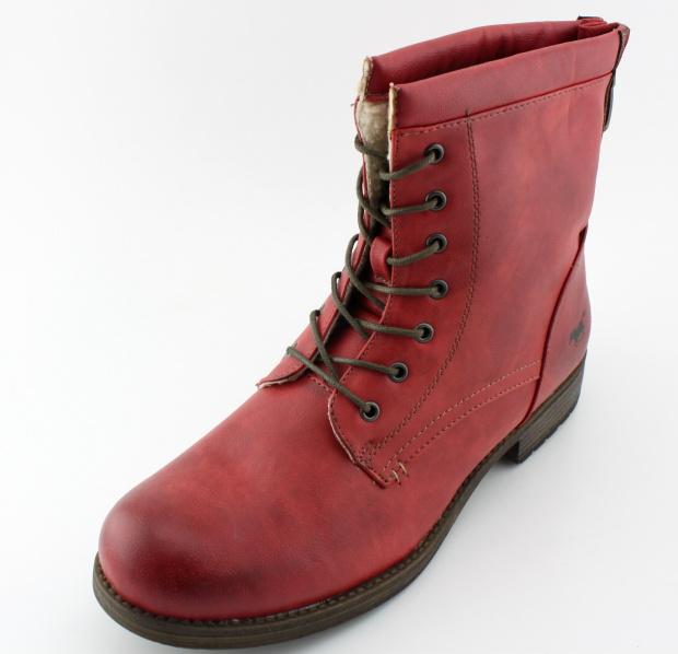Nadměrná obuv MUSTANG MU1139 rot