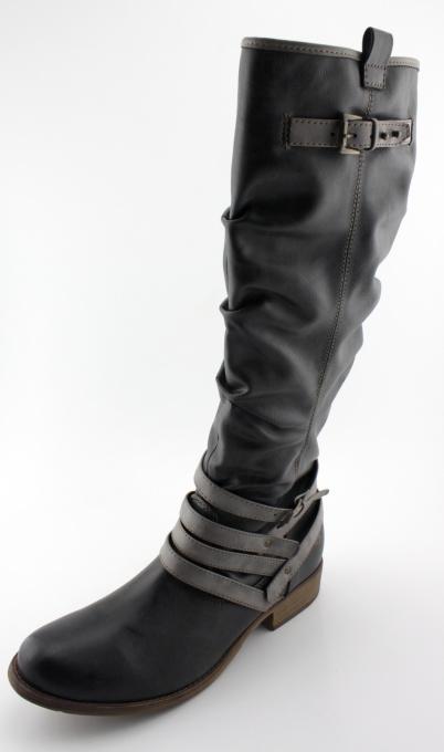Nadměrná dámská obuv MUSTANG MU1167