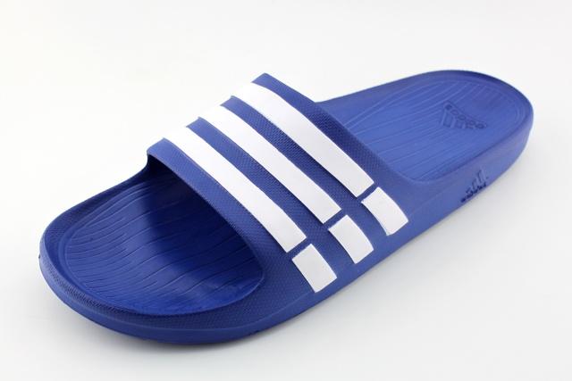 Nadměrná obuv ADIDAS ASslide blue
