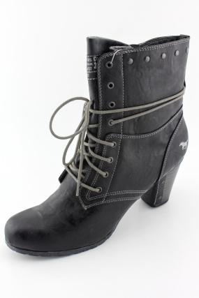 Dámská obuv MUSTANG MU1102 schwarz