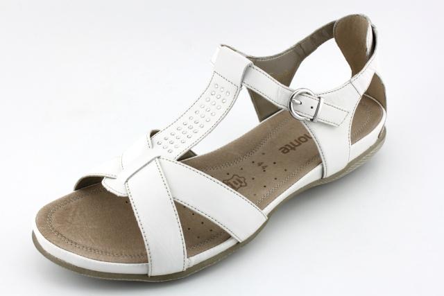 Nadměrná dámská obuv REMONTE DF7455 weiss
