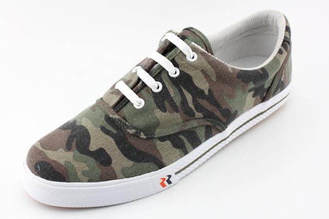 Nadměrné pánské boty ROMIKA RO024oliv