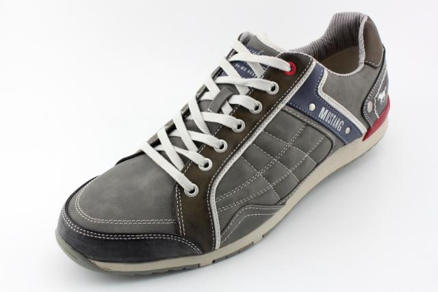 Nadměrná obuv MUSTANG MU4091 grau