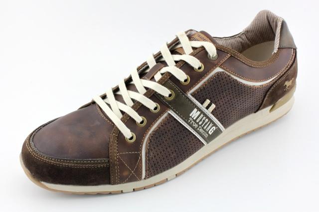 Nadměrná obuv MUSTANG MU4091 braun