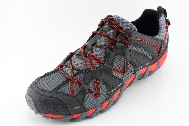 Nadměrná obuv MERRELL MEwaterpro black/red