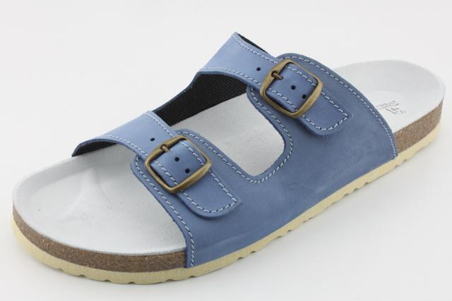 Nadměrná obuv Korklatex SN282 modrá