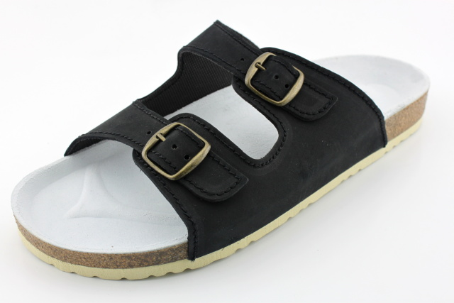 Nadměrná obuv Korklatex SN282 černá