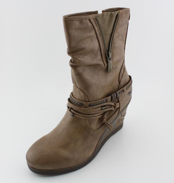 Nadměrná obuv MUSTANG MU1083 natur