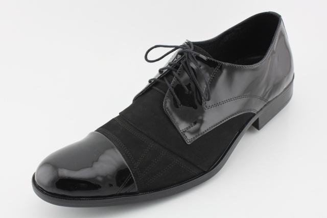 Společenská nadměrná obuv MW731lak