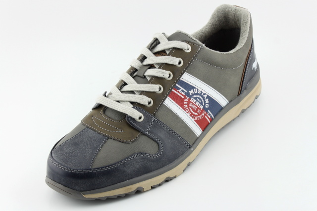 Nadměrná obuv MUSTANG MU4095 grau