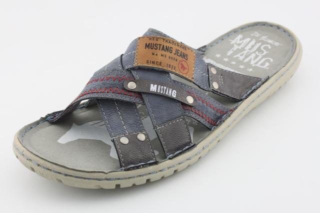 Nadměrná obuv MUSTANG MU704 blau