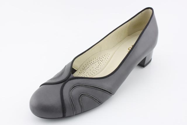 Dámská obuv nadměrná HO232 šedá
