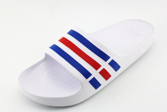 Nadměrná obuv ADIDAS ASslide white
