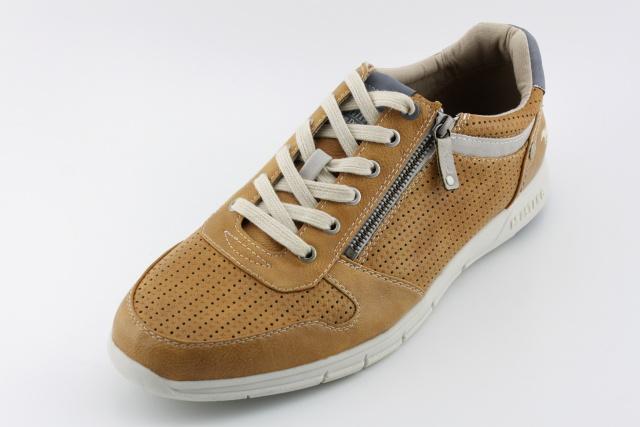 Nadměrná obuv pánská MUSTANG MU4115 amaretto