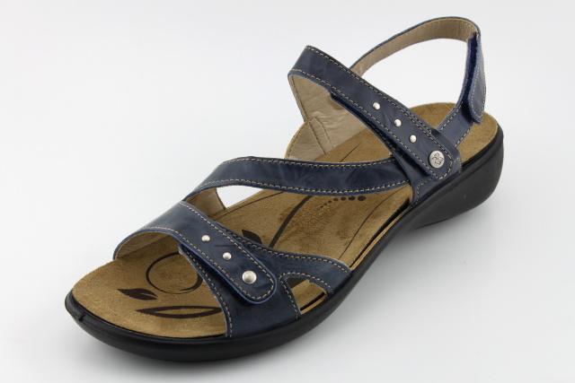 Nadměrná obuv letní ROMIKA RO070 blau