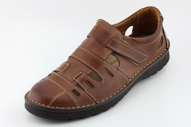 Nadměrná obuv MW420 hnědá