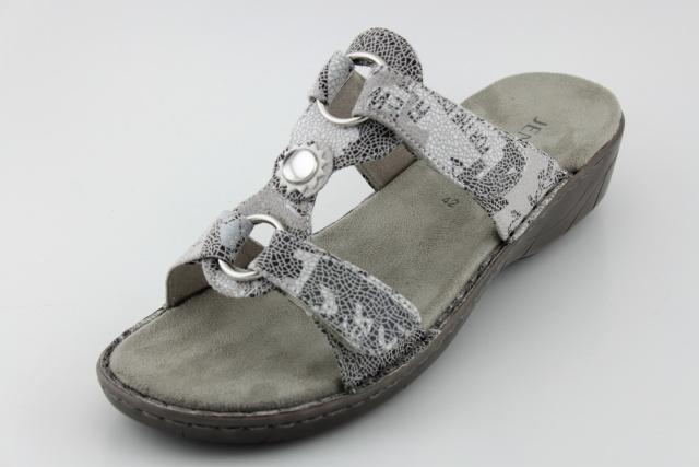 Pantofle dámské - nadměrná velikost ARA AR268 weiss