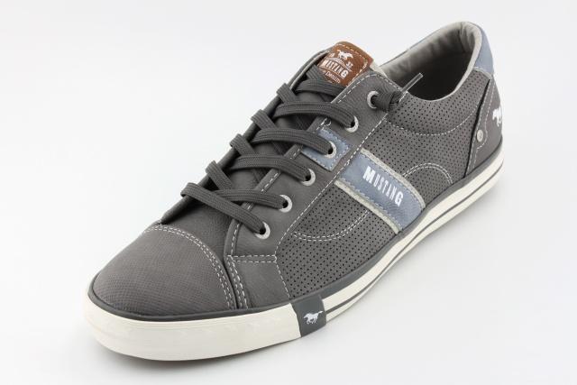 Nadměrná obuv MUSTANG MU4072 grau