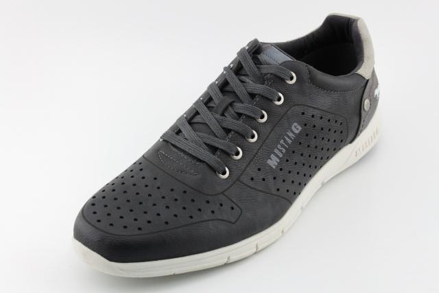 Nadměrná obuv pánská MUSTANG MU4115 graphit