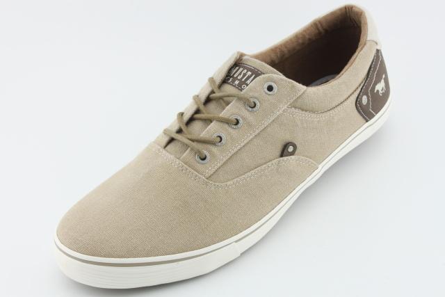 Nadměrná pánská obuv MUSTANG MU4101 sand