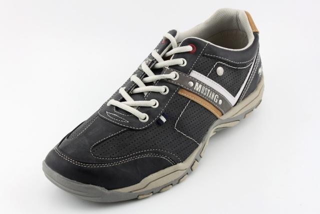Nadměrná obuv pánská MUSTANG MU4027 stein