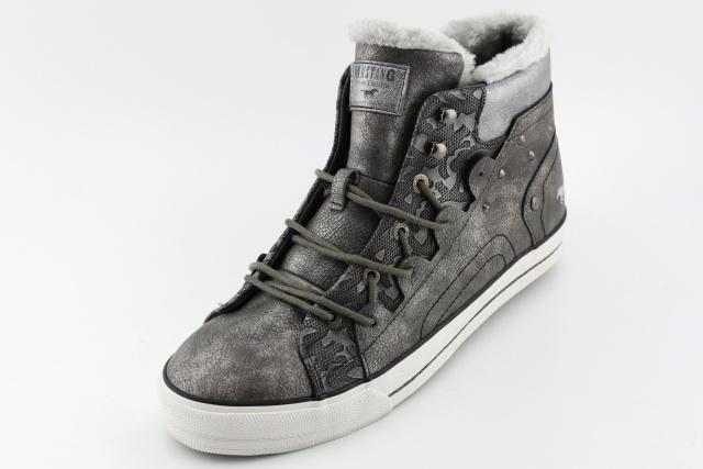 Dámské nadměrné boty MUSTANG MU1288