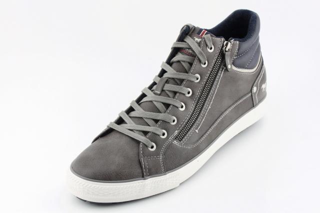 Nadměrná obuv pánská MUSTANG MU4129 grau