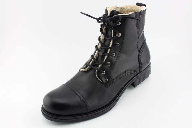 Nadměrná obuv MUSTANG MU4865 schwarz