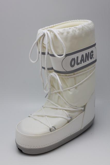 Dámská zimní obuv OLANG OLCRY bílá