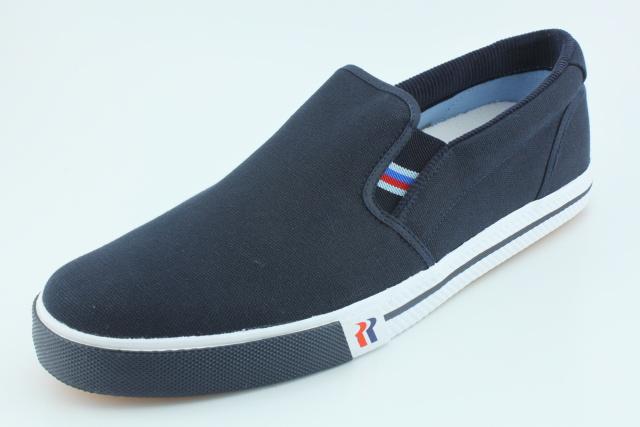 Pánská nadměrná obuv ROMIKA RO002 modrá