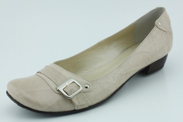 Dámská nadměrná obuv MW219 crema