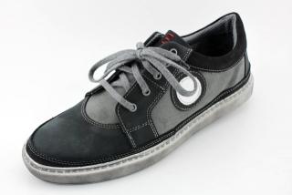 8a3192ed7c9 Nadměrná obuv pánská MW542 černá
