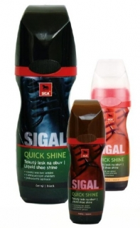 SIGAL Tekutý lesk 75 ml - NEUTRAL